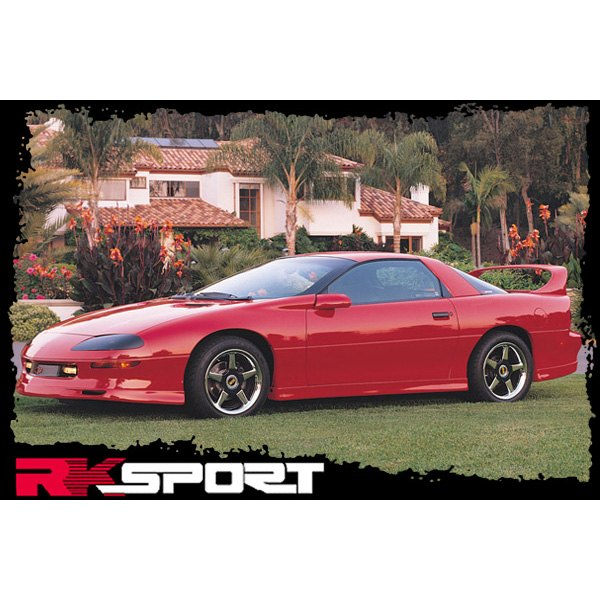 RKSport® - CA-100 Ground Effects Package with Side Exhaust Opening