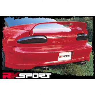 RKSport® - CA-100 Rear Valance with Side Exhaust Opening
