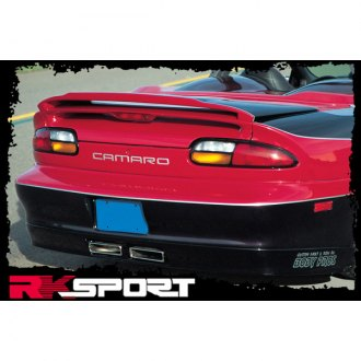 RKSport® - Rear Valance with Center Exhaust Opening