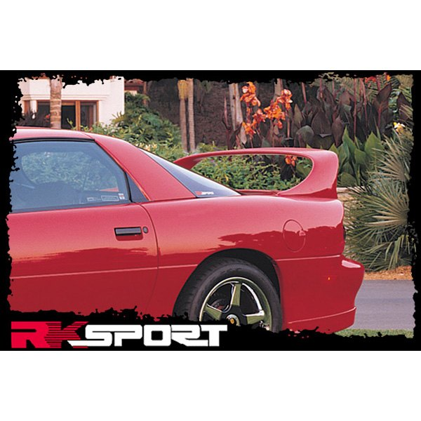 RKSport® - Super Style Rear Wing Spoiler