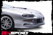 RKSport® - RK Competition Ram Air Hood with Carbon Fiber Blister