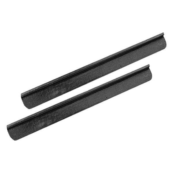 RKSport® - Carbon Fiber Door Sills without Logo