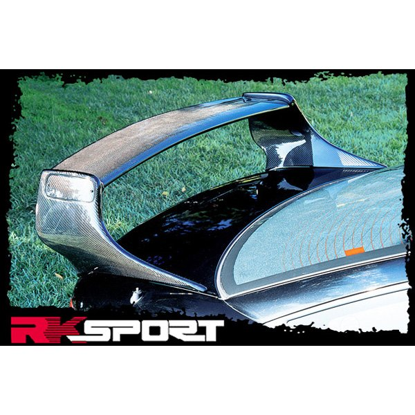 RKSport® - Adjustable Touring Rear Wing Spoiler