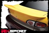 RKSport® - Pro Stock Rear Wing Spoiler
