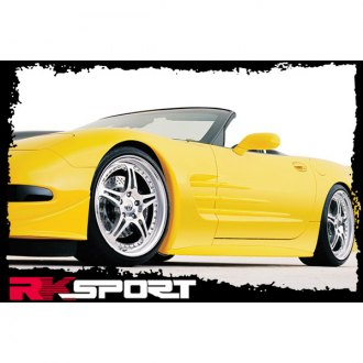 RKSport® - RK5 Urethane Lower Side Skirts