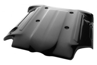 RKSport® 04026012 - Carbon Fiber Complete Engine Cover