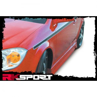 RKSport® - Urethane Side Skirt (Unpainted)