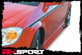 RKSport® - Urethane Side Skirt