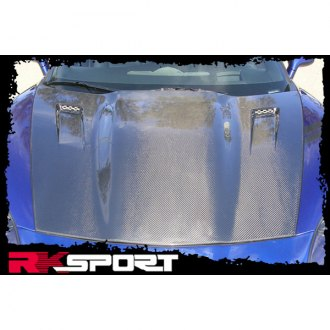 RKSport® - Violator Supercharger Hood