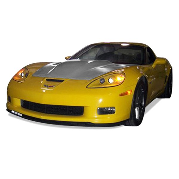 RKSport® - Supercharger Hood with Heat Extractor Vents (Z06)