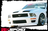RKSport® - California Dream Ram Air Hood