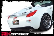 RKSport® - Wing Spoiler with Carbon Fiber Top