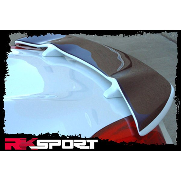 RKSport® - Style Rear Wing Spoiler with Top