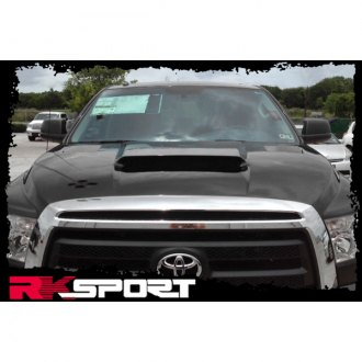 Image may not reflect your exact vehicle! RKSport® - Ram Air Hood