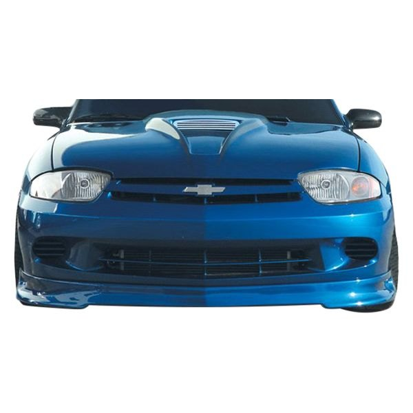 Image may not reflect your exact vehicle! RKSport® - Front Valance (Unpainted)