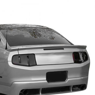 RKSport® - Rear Lip Trunk Spoiler (Unpainted)