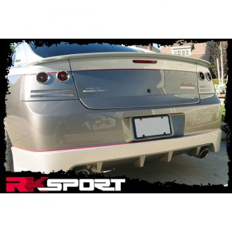 RKSport® - Fiberglass Rear Trunk Filler (Unpainted)
