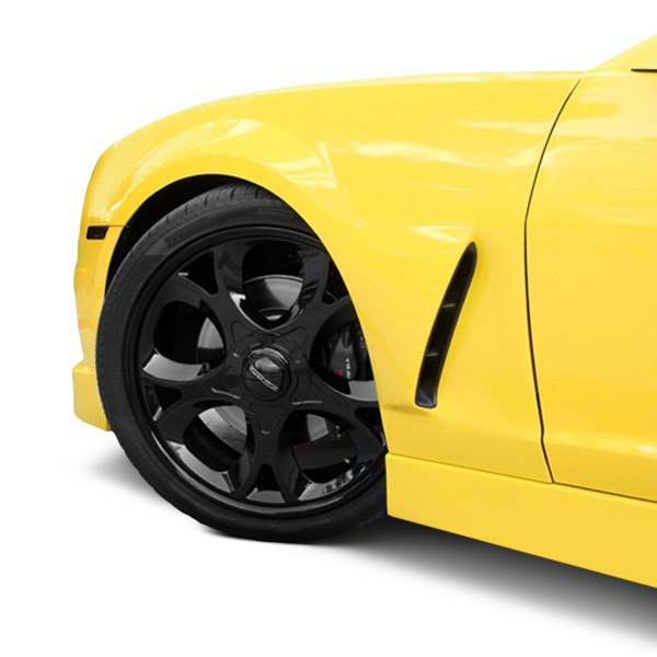 Image may not reflect your exact vehicle! RKSport® - Z06 Fiberglass Passenger Side Fender