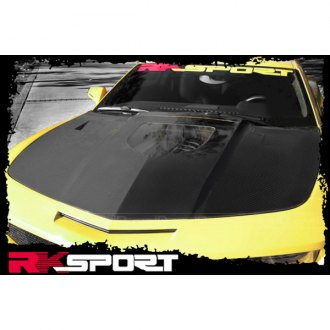 RKSport® - Hood with Clear Center