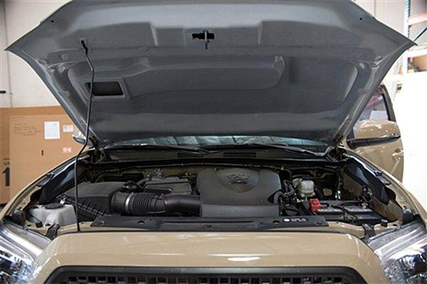 Toyota Elk Grove >> Functional and attractive RKSport Fiberglass Ram-Air Hood ...