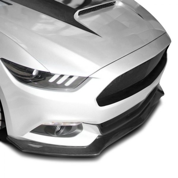 Image may not reflect your exact vehicle! RKSport® - Fiberglass Front Splitter