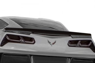 RKSport® - Carbon Fiber Rear Lip Spoiler