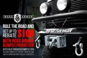 Road Armor Special Offers