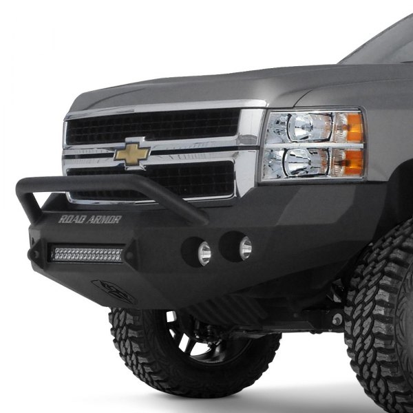 road armor chevy silverado 2012 stealth series full width front hd bumper with pre runner guard. Black Bedroom Furniture Sets. Home Design Ideas