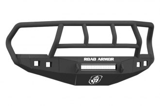 Road Armor® - Stealth Series Front Bumper with Titan II Guard