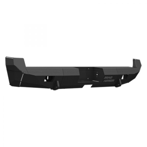 Road Armor® - Stealth Series Black Powdercoated Rear Bumper
