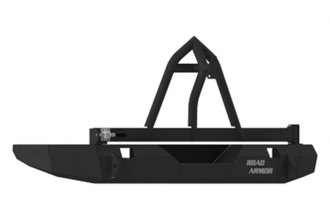 Road Armor® - Stealth Series Rear Bumper with Tire Carrier