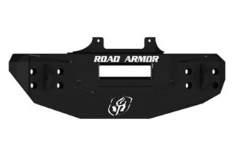 Road Armor® - Stealth Series Front Bumper with Light Bar Mount