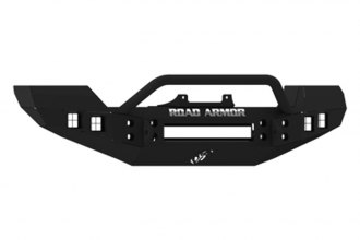 Road Armor® - Stealth Series Front Winch Bumper with Pre-Runner Guard