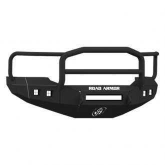 Road Armor® - Stealth Series Front Bumper with Lonestar Guard