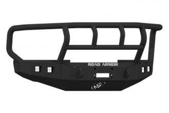 Road Armor® - Stealth Series Front Winch Bumper with Titan II Guard