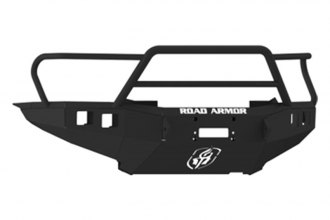 Road Armor® - Stealth Series Front Winch Bumper with Lonestar Guard