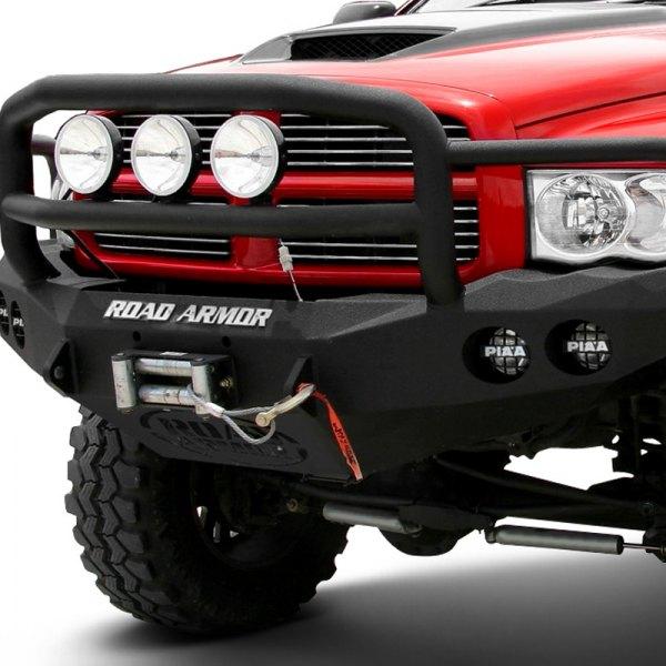 Road Armor Stealth Rear Bumper | RealTruck