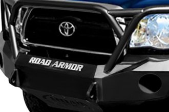 Road Armor® - Stealth Series Front Winch Bumper with Aggro Guard