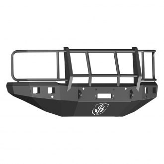 Road Armor® - Foreman Series Front Round Light Bumpers