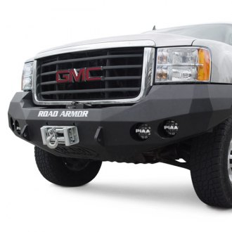 Road Armor® - Stealth Series Full Width Front Winch HD Bumper
