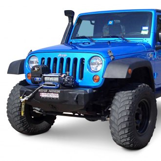Road Armor® - Stealth Series Stubby Front Winch HD Bumper