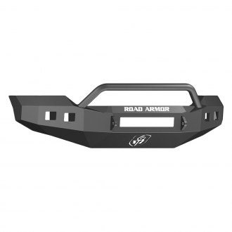 Road Armor® - Stealth Series Full Width Front HD Bumper with Pre-Runner Guard