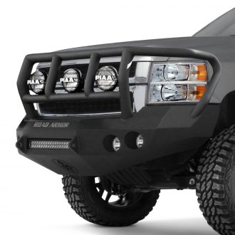 Road Armor® - Stealth Series Full Width Front HD Bumper with Titan II Guard