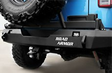 ROAD ARMOR® - Front Bumper on Ford F-350