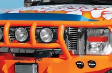 ROAD ARMOR® - Front Winch Bumper with Pre-Runner Guard
