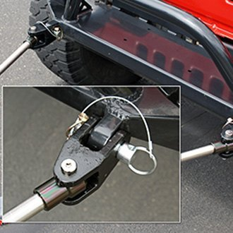 Roadmaster® - Adapter D-Ring Bumper Mounts to Tow Bars