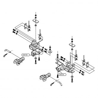 4 Wire Trailer Wiring Schematic also 16 Utility Trailer Wiring Harness in addition Installing Trailer Wiring together with Wiring Diagram For Apple 30 Pin Connector likewise TrailerLights. on boat trailer wiring diagram 4 pin
