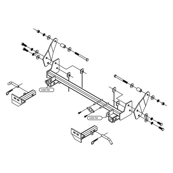 Roadmaster 1439-1 Baseplate