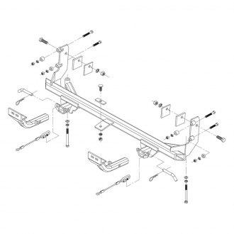 roadmaster� - xl baseplate bracket