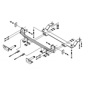 infiniti g35 tow bars mounts base plates tow lights brake systems Infiniti IAT Sensor Wiring Diagram roadmaster ez2 baseplate bracket